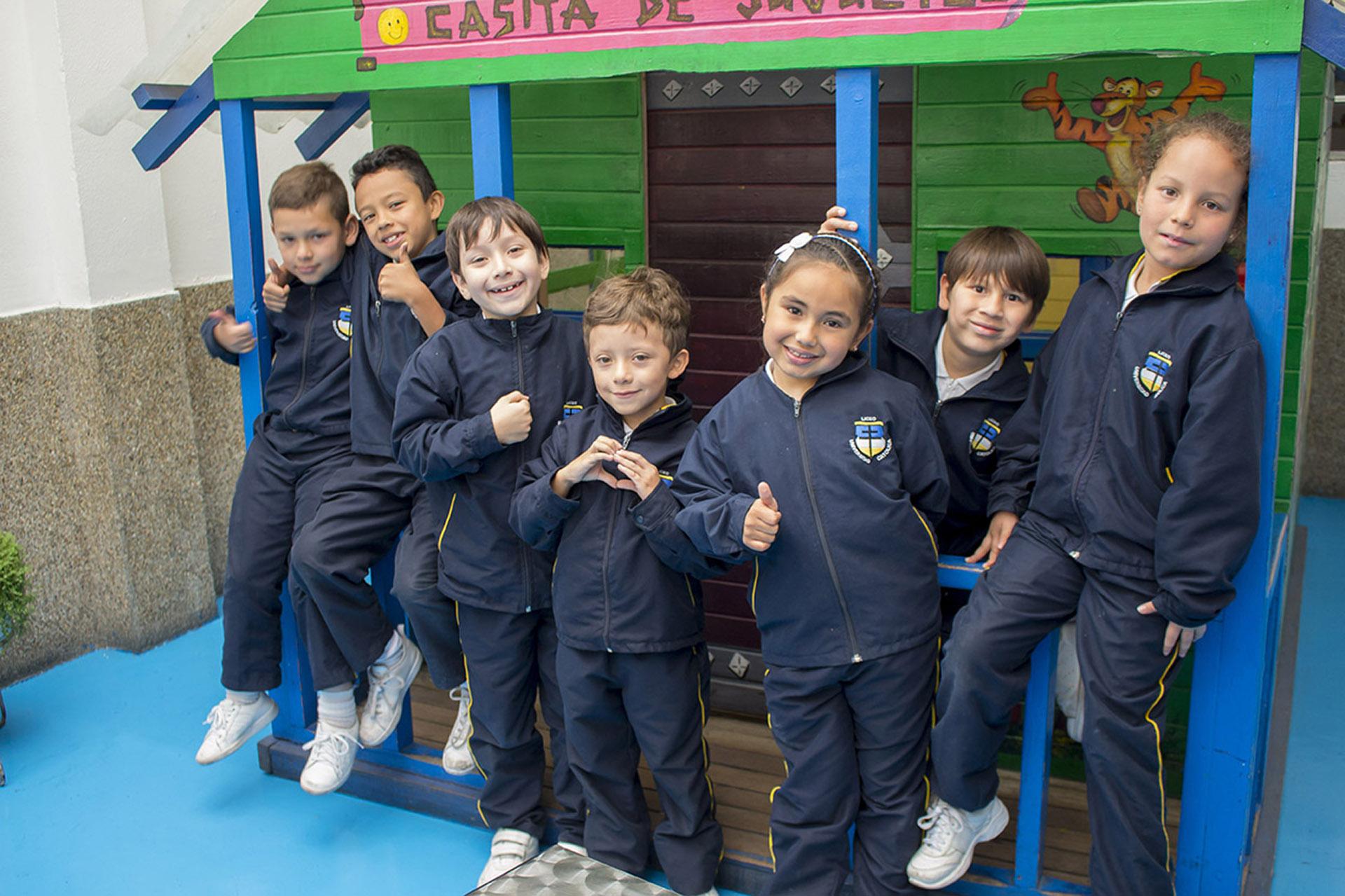 Banner Preescolar y primaria