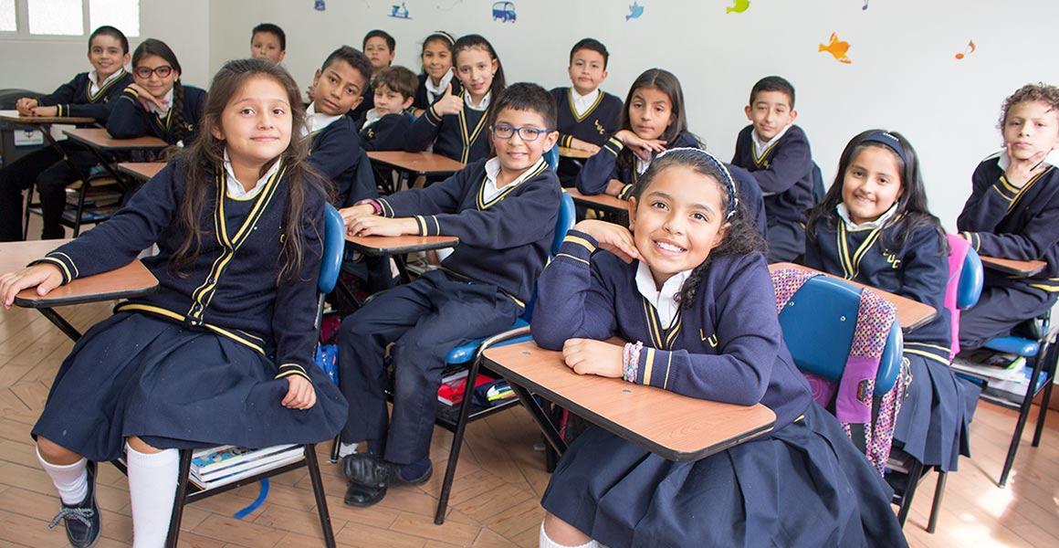 Estudiantes del Liceo