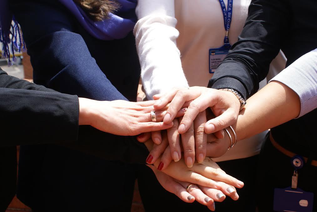 equipo unido