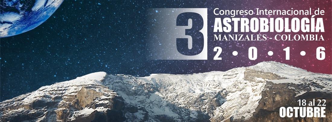 ¡Participa en el III Congreso Internacional de Astrobiología!