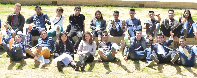 Inducciones 2016-III, ¡bienvenidos a su Universidad!