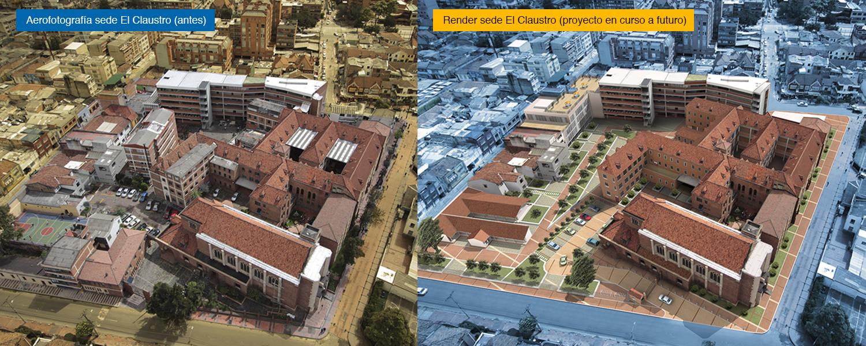 Tradición E Historia Renovadas En Nuestra U Católica De Colombia Universidad Católica De Colombia
