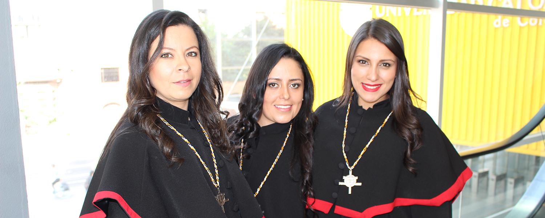 Ceremonia de graduación Universidad Católica de Colombia