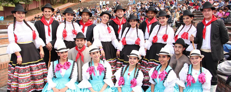 Primer lugar festival danzas folclóricas