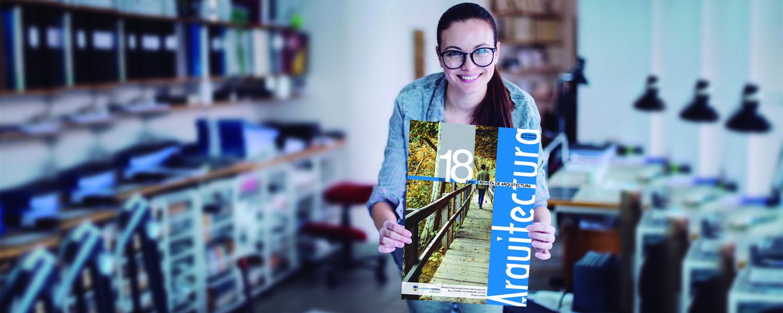 La Facultad de Diseño y el Centro de Investigaciones CIFAR informa a toda la comunidad académica y administrativa que la edición impresa No. 18-2 de la Revista de Arquitectura ya se encuentra en circulación