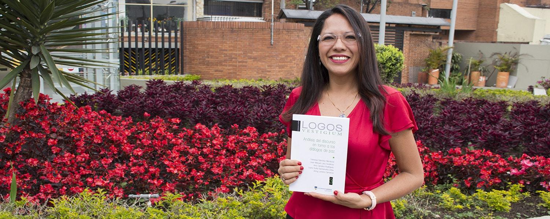 Libro Análisis del discurso en torno a los diálogos de paz,