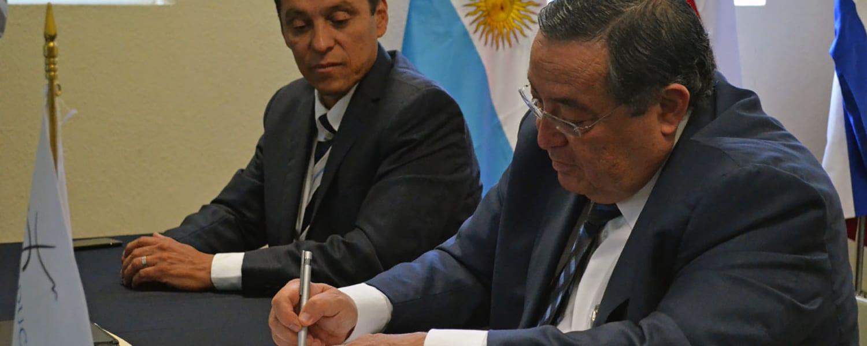 """Empieza la gestión del Acuerdo """"América Mobilitas"""" de ODUCAL"""