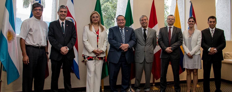 Reunión Oducal en México