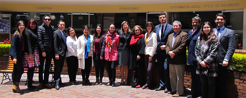 segundo encuentro de la Comunidad de Aprendizaje en Internacionalización de la Educación Superior – CAIES-, iniciativa de la Red Colombiana para la Internacionalización de la Educación Superior – RCI-
