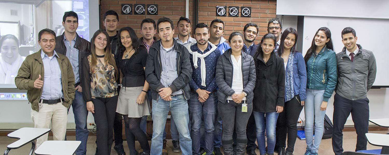 Estudiantesd de Ingeniría que viajarán a Bóston a realizar curso de inglés