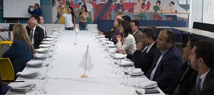 Se realizó Encuentro Internacional de la Región Andina de Universidades Católicas