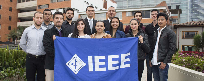 La rama estudiantil IEEE se fortalece en la Universidad