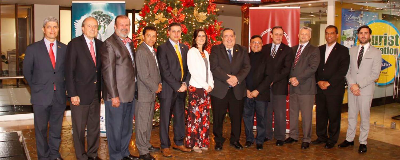 Reunión de ODUCAL en Costa Rica