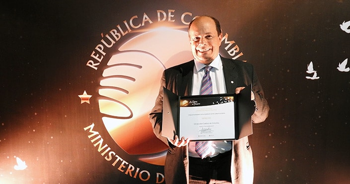 Programa de Derecho recibe reconocimiento por el Ministerio de Educación