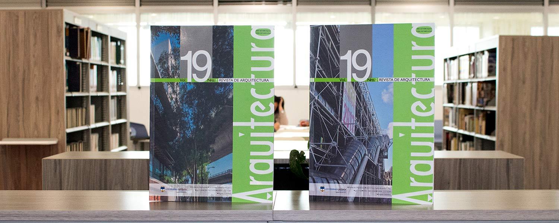 Nuevas ediciones de la Revista de Arquitectura de la Universidad Católica de Colombia
