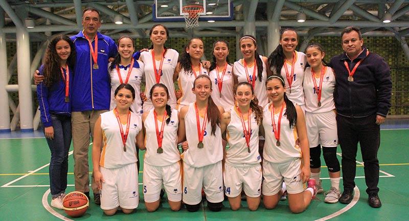 baloncesto femenino campeonas torneo Ascun