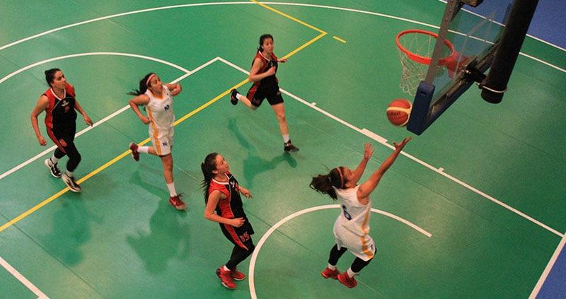 Universidad Católica de Colombia campeonas Ascun