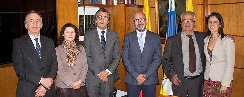 Universidad Católica de Colombia y Universidad La Laguna