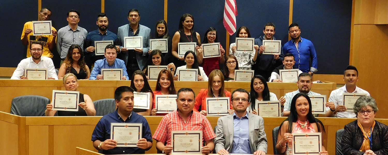 Curso Facultad de Derecho en la Universidad de Miami