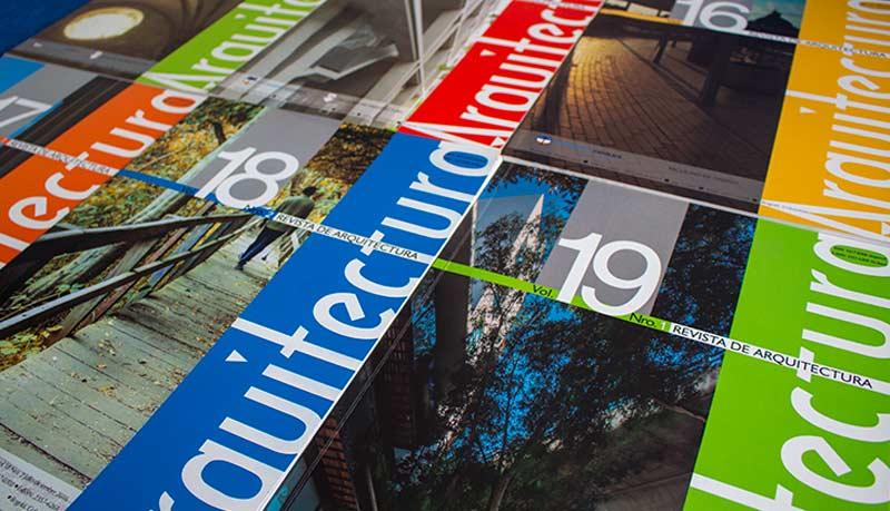 Revista de Arquitectura de la Facultad de Diseño destacada en el Ranking REDIB