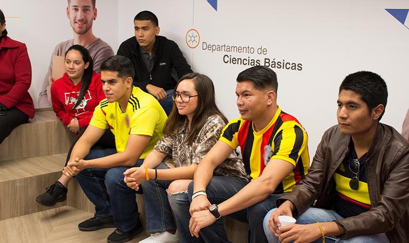 Movilidad Saliente Universidad Católica de Colombia
