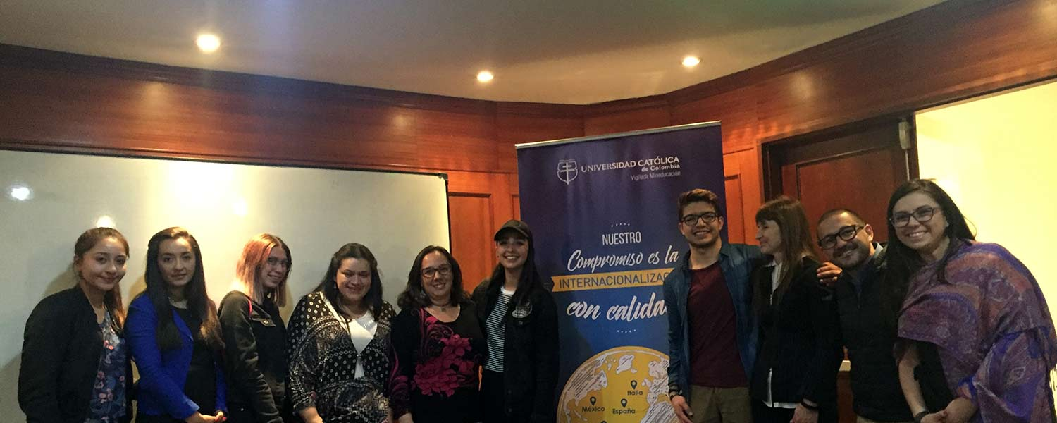 Estudiantes Movilidad Saliente Intercambio