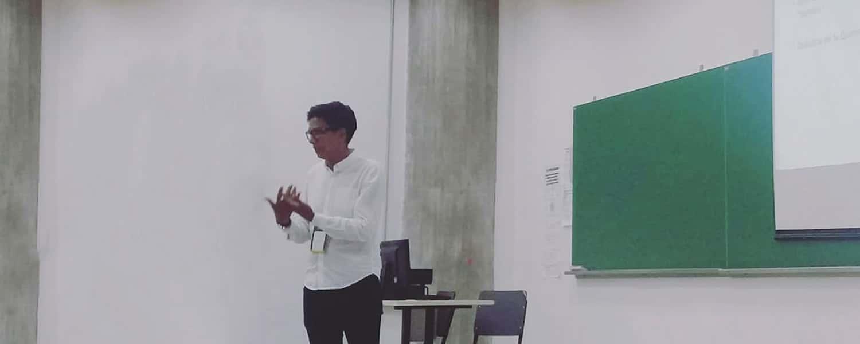 Fredy Garay director de Ciencias Básicas