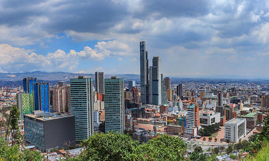 Bogotá capital de colombia