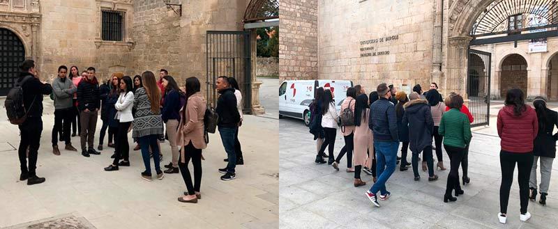 Universidad de Burgos en España