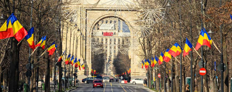 Universidad del Oeste de Timisoara en Rumania.
