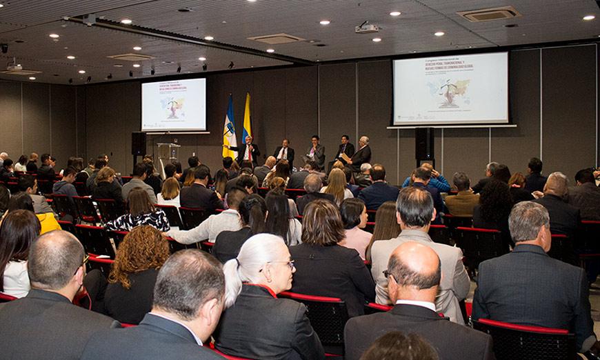 Congreso Internacional de Derecho Penal Transnacional
