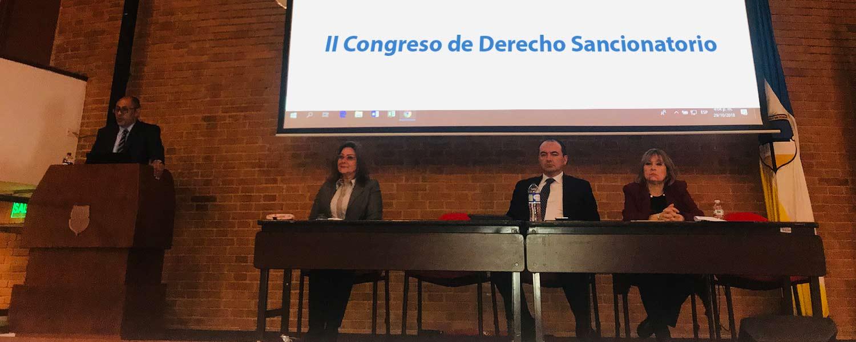 II Congreso de Derecho Sancionatorio