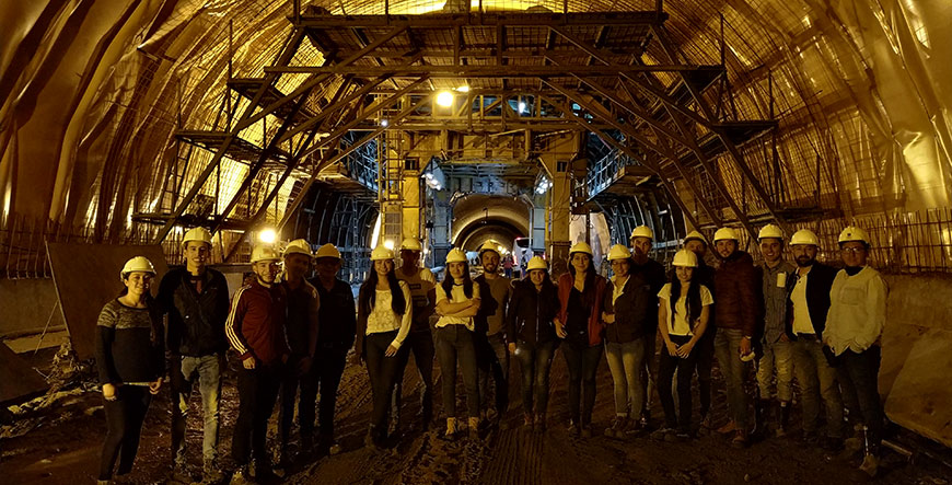 Tunel de la Línea Cajamarca