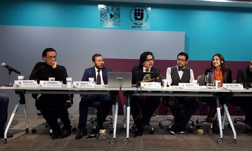 Jornadas Internacionales de Filosofía del Derecho