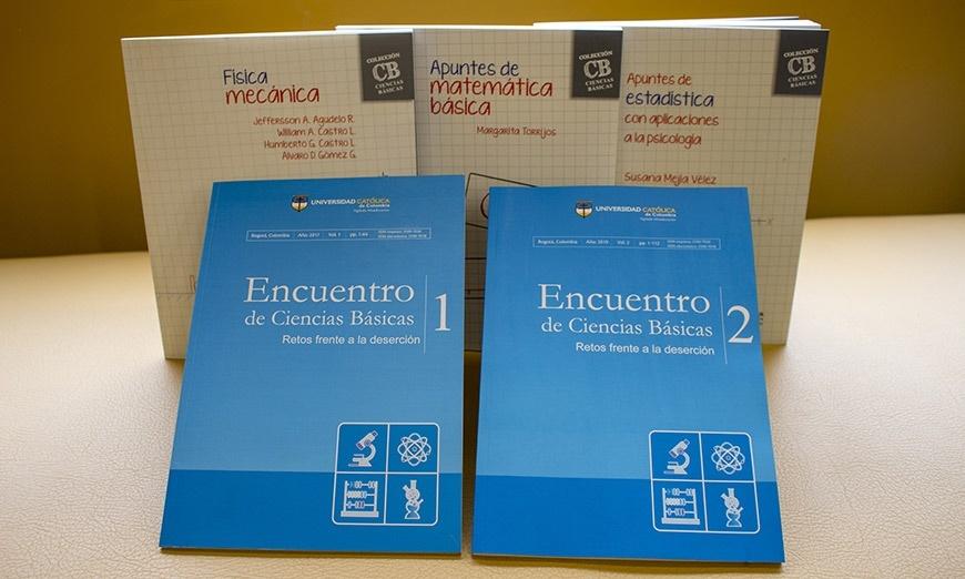 652bbdc40 Ciencias Básicas presentará su producción académica ¡Felicitaciones!