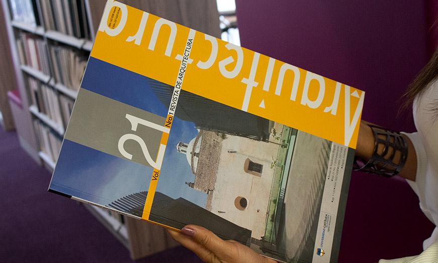 Revista de Arquitectura Universidad Católica de Colombia