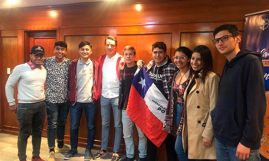 Internacionalización Universidad Católica de Colombia