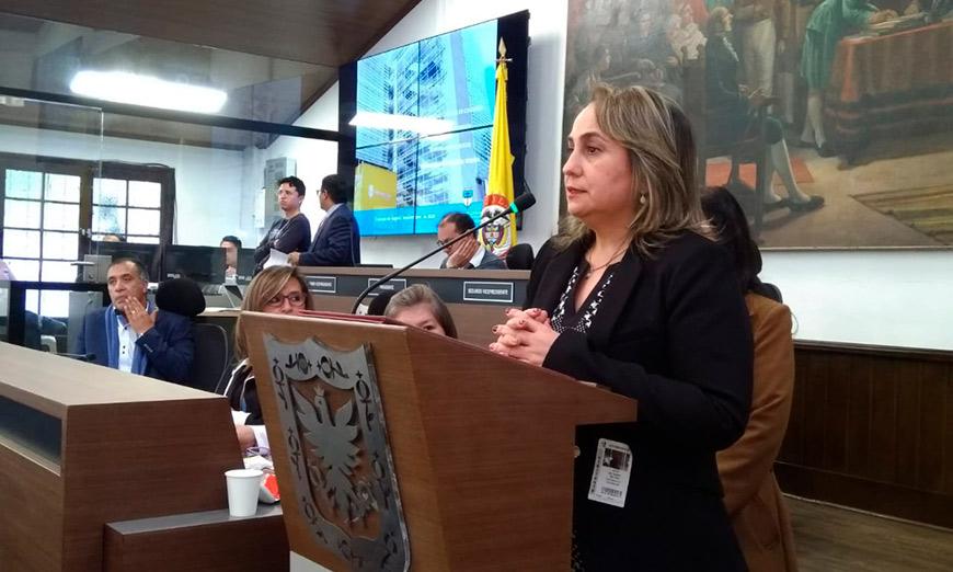 Responsabilidad Social Concejo de Bogotá